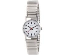 Regent Damen-Armbanduhr XS Analog Quarz Edelstahl 12310134