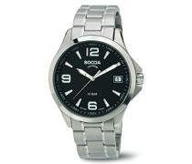 Herren-Armbanduhr Analog Quarz Titan 3591-02