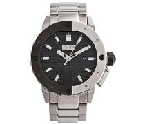 Herren-Armbanduhr Analog Quarz Edelstahl 8500106