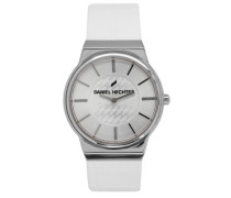 Damen-Armbanduhr Analog Quarz Edelstahl DHD 001-BB
