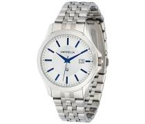 Herren-Armbanduhr Analog Quarz Edelstahl OR53770988