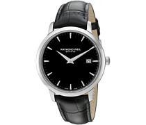 Herren-Armbanduhr Toccata Analog Quarz Leder 5488-STC-20001
