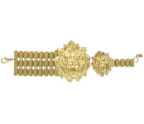 Sirga Armband Messing, 18 cm