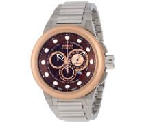 Herren- Armbanduhr Chronograph Quarz