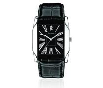 283A133–Uhr, Lederband schwarz