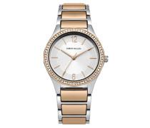Karen Millen Damen-Armbanduhr Analog Quarz SKM003RGM