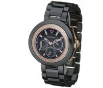 Damen-Armbanduhr Toulouse Analog Quarz YC1008-A