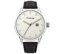 Herren-Armbanduhr Analog Quarz Leder FT2012S