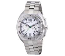 Baldessarini Herren-Armbanduhr XL MOW Chronograph Quarz Edelstahl Y8057W/20/00