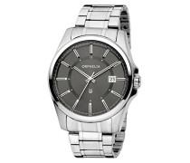 Herren-Armbanduhr Downtown Analog Quarz Edelstahl 62600