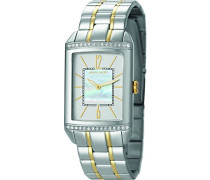 Damen-Armbanduhr Celebrite Dame Analog Quarz Edelstahl