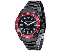 Unisex-Armbanduhr Anwen Xl Analog Quarz YC1065-H