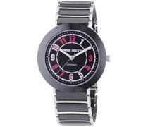 Miss Sixty Mädchen-Armbanduhr Glamour SIR005