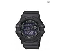Baby-G Damen-Armbanduhr Digital Schwarz BGD-140-1AER