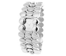 Damen-Armbanduhr Analog Quarz Edelstahl DW0447