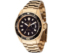 DETOMASO Herren-Armbanduhr Man San Remo Analog Quarz DT1039-E