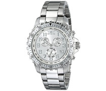 Invicta Herren-Armbanduhr Quarz Chronograph 6620