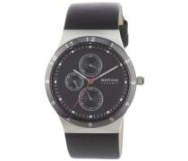 Time Herren-Armbanduhr Slim Ceramic 32139-442