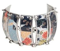 Desigual Damen-Armband Puls Japanfresh Versilbert - 67G55J82000U