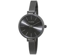 Damen-Armbanduhr Analog Quarz Edelstahl 701543000