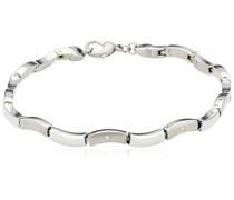 Damen Armband Titan Diamant cm weiß 0370-03