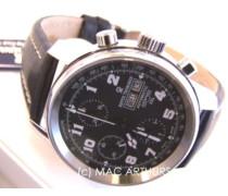 Herrenarmbanduhr Airspeed Aviator Chronograph 16051.6587