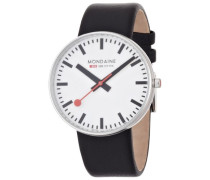Herren-Armbanduhr SBB Giant 42mm Analog Quarz A660.30328.11SBB