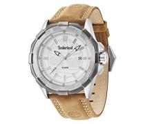 Timberland Herren-Armbanduhr PAUGUS Analog Quarz 14098JSTU/04