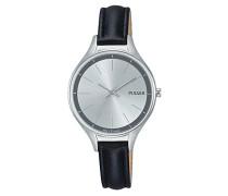 Damen-Armbanduhr  Analog Quarz Leder PH8279X1