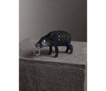 The Wolf - Etui aus Leder