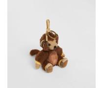 Thomas Teddybär-Anhänger im Affenkostüm