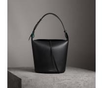 Die Tasche  Large Bucket aus Leder
