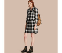 Kleid in Kiltoptik mit Check-Muster