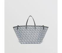 Strandtasche im Miniformat aus Eco-Canvas