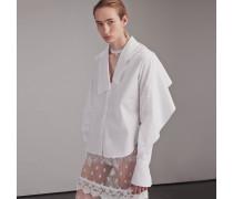 Formschöne Bluse aus Baumwollstretch