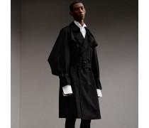 Formschöner Trenchcoat aus Baumwollgabardine