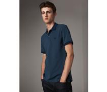 Poloshirt aus Baumwollpiqué