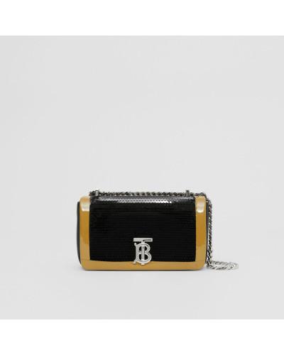 """Handtasche """"Lola"""" im Miniformat aus Lammleder"""