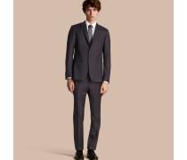 Körperbetonter Travel Tailoring-Anzug aus Wolle