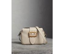 The Small Buckle Crossbody Bag aus Leder