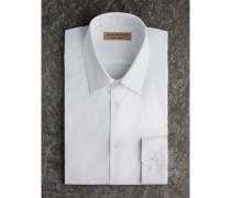 Körperbetontes Hemd aus Stretchbaumwolle