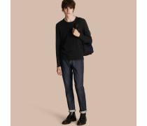 Gerade Geschnittene Jeans Aus Selvedge-denim