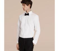 Körperbetontes, elegantes Hemd aus Baumwollpopelin
