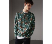 Sweatshirt aus Baumwolle mit  Beasts-Motiv