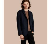 Elegante Daunenjacke aus Wolle mit moderner Passform
