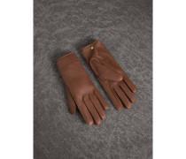 Handschuhe aus Hirschleder