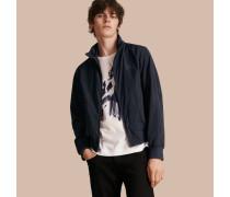 Packbare Jacke Mit Frontreißverschluss