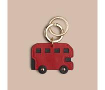 Schlüsselanhänger mit Londoner Bus