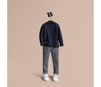 Skinny-Jeans aus Stretchdenim