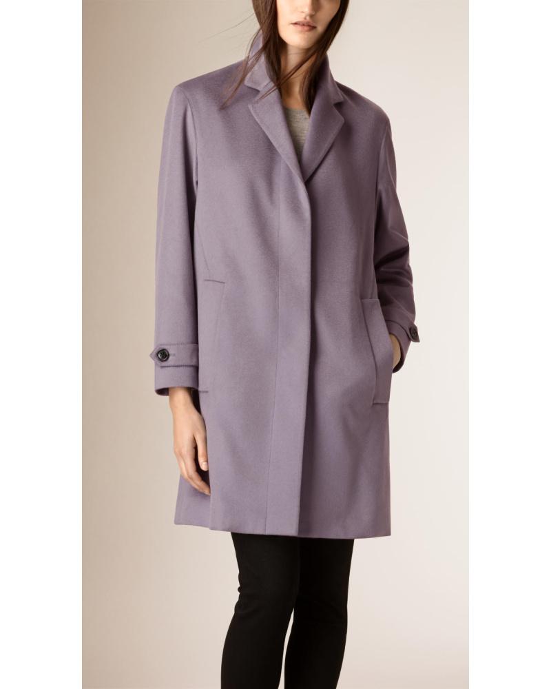 burberry damen extragro er mantel aus kaschmir reduziert. Black Bedroom Furniture Sets. Home Design Ideas